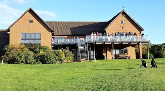 Bedfordshire Golf Club club house